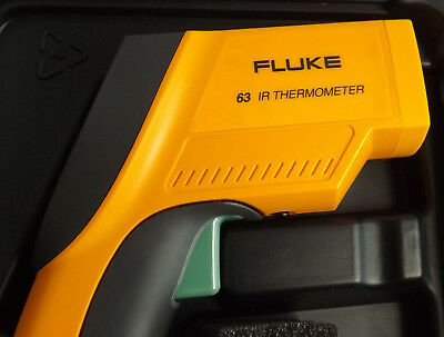 Fluke Infrarot-Thermometer 63 Optik 12:1 -32 bis +535°C