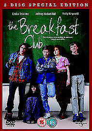 The Breakfast Club - 2 Disc Special Edition - New / Sealed Dvd - Uk Stock