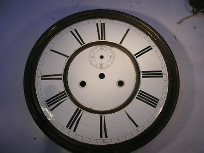 Double Weight Vienna Dial & False Plate