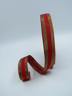 15mm width Grosgrain Ribbon,double side for Christmas Gift Wrapping Strong thick