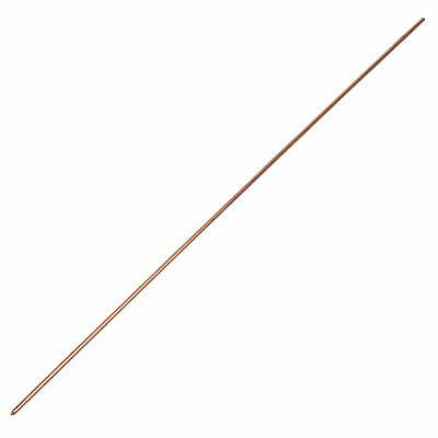 "Earth Rod Pole Tube 5/8"" 5/8 Inch 4FT 1200mm"