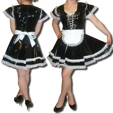 Misfitz Maids Outfit Size 24 Brand New