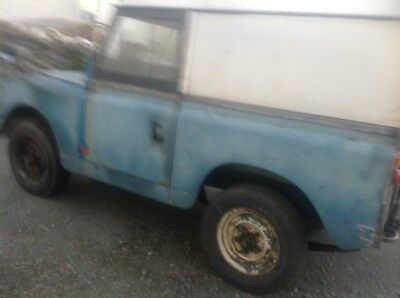 Land Rover Series 2 1967 Short Wheel base Diesel