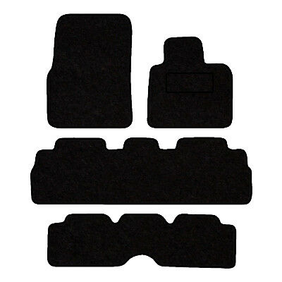 Tailored Velour Floor Mats For Renault Espace 2003-2007 4-Pce