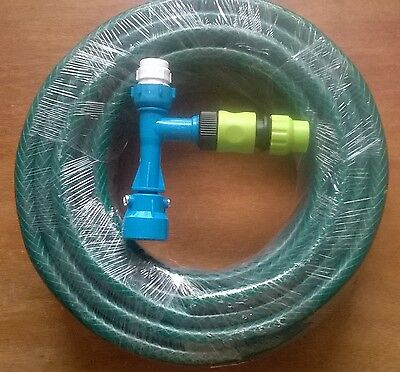 Venturi Mixer Hot Tub Water Tube Pump Drain Aquarium like a Python No Spill WTA