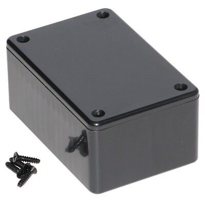 Hammond 1591LSBK Multipurpose GPABS Enclosure 85 x 56 x 39 Black