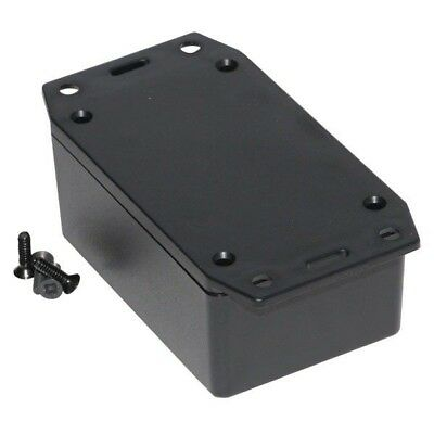 Hammond 1591XXLFLBK FRABS Enclosure Flanged Lid 87 x 57 x 39mm Black