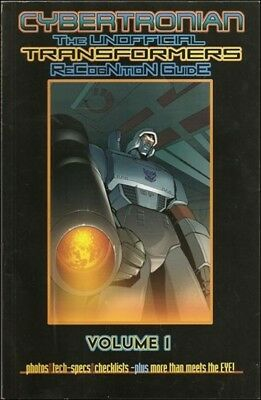 Cybertronian The Unofficial Transformers Recognition Guide (2001) #   1-4 COMPLE