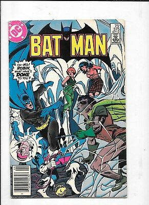 BATMAN BAT MAN COMICS #375 DC COMIC BOOK  99c shipping $2.99 BID