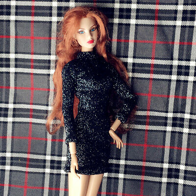 handmade sweater outfit dress for fashion royalty silkstone barbie dolls 2