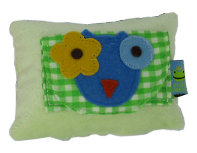 Rich Frog Owl Tooth Fairy Pillow
