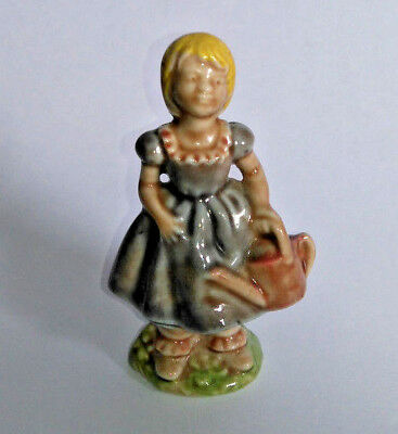 WADE 1970s Large Figure MARY MARY QUITE CONTRARY NURSERY FAVOURITE SetThree 1974