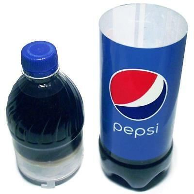 BOTTLE Pepsi Cola Safe Hidden Storage Secret Diversion Stash