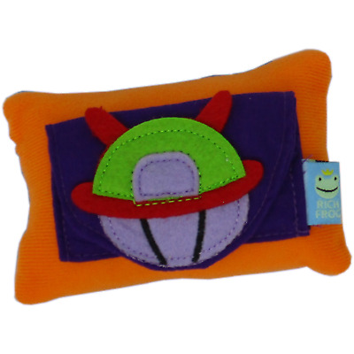 Rich Frog Owl Flying Saucer Fairy Pillow