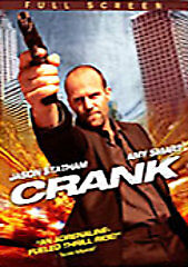 Crank (Full Screen Edition) DISC ONLY #B14