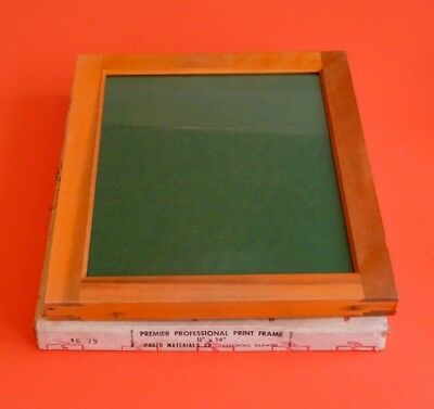 Darkroom Contact Printing Frame 11 x 14