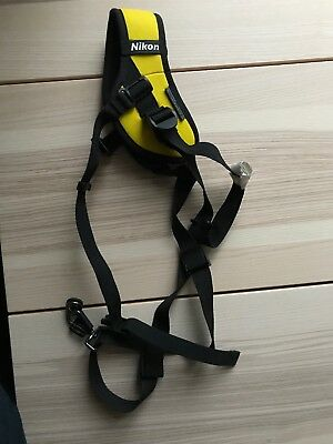 Nikon Camera Holster Shoulder Strap Carrier