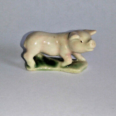 WADE 1950s Animal PIG First Whimsies Set Ten 1959-1961 Farm Animals