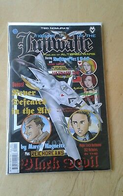 Ted Nomura's TIGERS OF THE LUFTWAFFE #1 (Aug. 2001) Antarctic Press