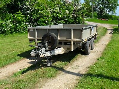 Ifor Williams LT105G Trailer (Used, Good Condition)