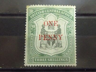 British CENTRAL AFRICA Colonies Old Stamp - Mint MH - r45e5459