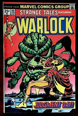 Strange Tales #180 HIGH GRADE Warlock & 1st Gamora from Guardians of the Galaxy