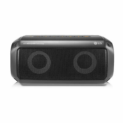 LG PK3 Portable Bluetooth Speaker with Meridian Technology
