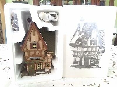 """Dept. 56  Heritage Collection Dickens' Village Series """"The Melancholy Tavern"""""""