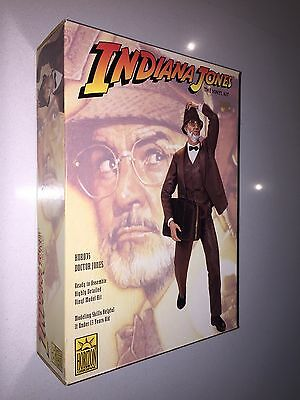 Indiana Jones & The Last Crusade Model Kit A+ Horizon Never Opened RARE