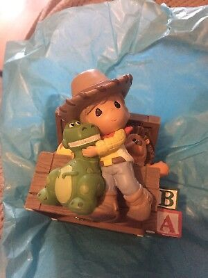 Disney Showcase Toy Story (Music Box) 143102  By Precious Moments