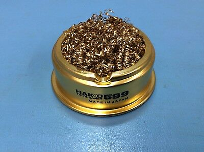 Hakko 599 Solder Iron Tip Cleaner Wire Type