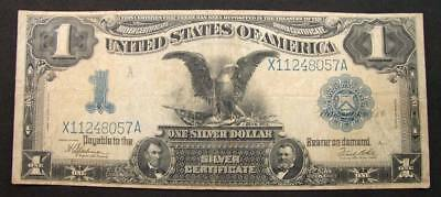 1899 $1 Silver Certificate FR# 236 VG+ No Reserve