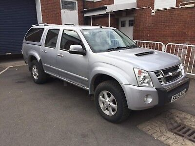2009 isuzu denver dmax pick up 4x4 not l200
