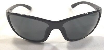 d81aea6ee4 Suncloud Sentry Polarized Sunglasses Black Frame Gray Lenses