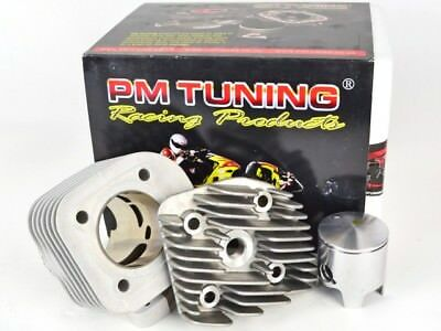PM Tuning Aluminium X-Tech 70cc Cylinder Big Bore Kit Minarelli Horizontal AC