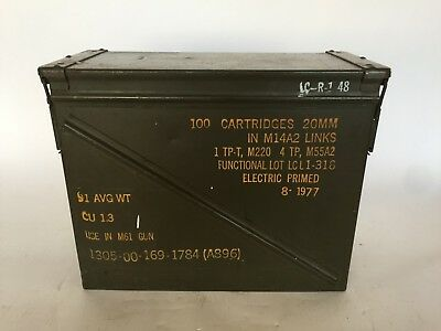 20mm AMMO Can Large A896