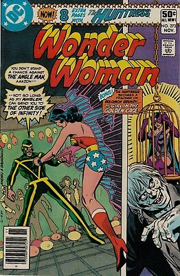 Wonder Woman #273 (Nov.1980) V/F+ condition(Huntress appearence) off-white pages