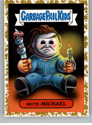 2018 Topps Garbage Pail Kids Oh The Horror-ible Fools Gold Pick From List /50