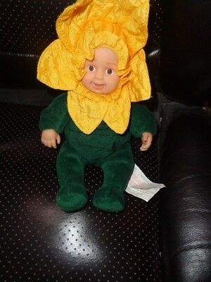 Anne Geddes - Baby Sunflower