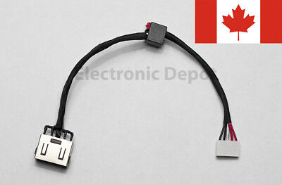 New Lenovo DC Power Jack IdeaPad 300-14IBR 14ISK 300-15ISK 15IBR 300-17ISK