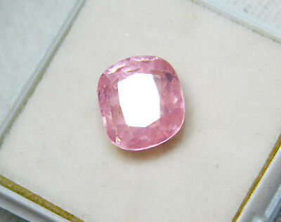 Kunzite natural 9.90Cts oval Cut Translucent Pink Untreated Loose Gemstone 4030