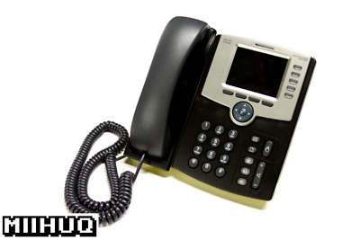 Cisco SPA525G2 5-Line Business IP Phone - Black & Yellow