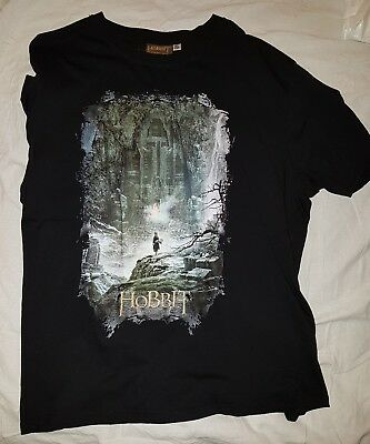The Hobbit Desolation of Smaug T-shirt (XL) genuine product
