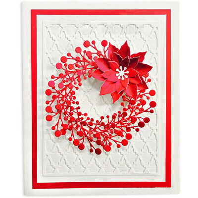 4pcs leaves Cutting Dies Scrapbooking Embossing Card Making Paper Craft Die FB