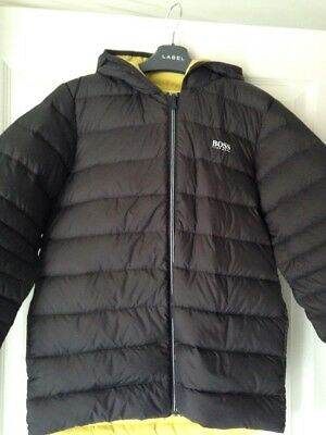Boss Hugo Boss Premium Down Jacket Coat Size 14 S
