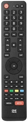 One For All URC1916 Hisense TV replacement remote