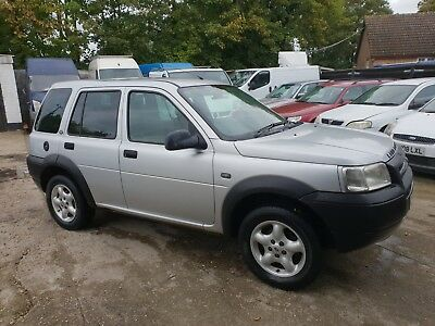 Landrover Freelander Td4 2003/03 Spares And Repairs