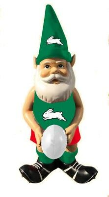 South Sydney Rabbitohs NRL Garden Gnome with White Ball 2017