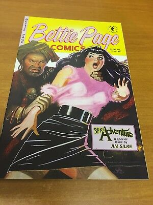 Bettie Page Comics January 1997 DHC  (Used)