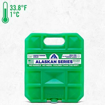 Long Lasting Ice Pack for Coolers, Camping, Fishing and More, Medium Reusable...